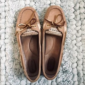Selling lightly used size 8 Sperry Top-Siders
